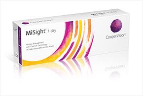 Esittelyssä MiSight® 1 day
